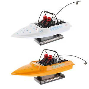 Remote Control Tear Into Racing Jet Boat RC Speed Boat