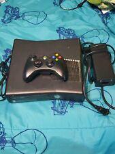 Microsoft Xbox 360S 250Gb Hdmi Bundle Model 1439 with 1 Controller Black