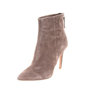 RRP €165 STEVE MADDEN Leather Ankle Boots Size 38.5 UK 5.5 US 8 Stiletto Heel