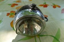 WW2 german HACKEL bikecycle headlight with side lenses, very rare
