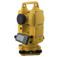 """NEW 2"""" Theodolite, South Electronic Theodolite DT-02L Laser point, laser plummet"""