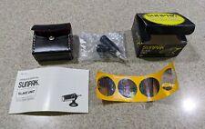 SUNPAK SLAVE UNIT - NEW IN BOX -Flash Slave with pouch - Remote Flash Trigger