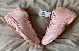 Men's Adidas Pro Model 2G Glow Pink Basketball Shoes Size 10 EH1951 KOBE NEW