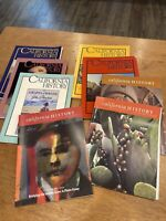 California History Journal of Historical Society Magazine 1988-2012 Lot of 8