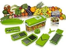 Vegetable Fruit Nicer Dicer Slicer Cutter Plus Container Chopper Peeler mincer