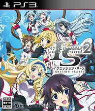 Infinite Stratos 2: Ignition Hearts (Sony PlayStation 3, 2014) - Japanese Versi…