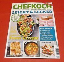 Chefkoch Spezial  01/2019 Leicht & Lecker ungelesen