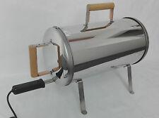 HP-C Tischräucherofen Tischgrill Smoker Räuchertonne Balkongrill elektro