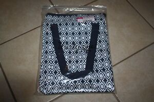 Thirty-one 31 Tall Organizing Tote Retired Navy Perfect Pendant New/Unused