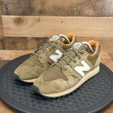 New Balance 520 Suede Athletic Shoes