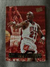 1995-96 Fleer Ultra Michael Jordan Double Trouble #3