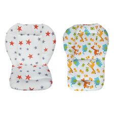 Baby Stroller Thick Cotton Cute Cushion Kids Pushchair Dining Chair Pad Car Seat