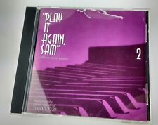 RARE PLAY IT AGAIN SAM ALL-TIME PIANO CLASSICS 2 FEATURING TOMMY EYRE CD