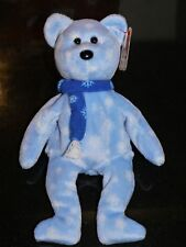 HARD TO FIND TY BEANIE BABY 1999 HOLIDAY TEDDY MWMT