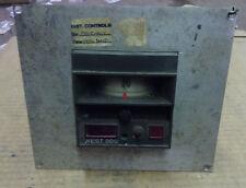 West Instruments 800 Temperature Control Controller Panel Meter L13