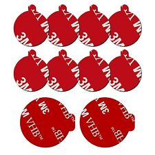 3M Vhb Adhesive Pads Pop Replacement Compatible With Socket Mount Base 8 Pack