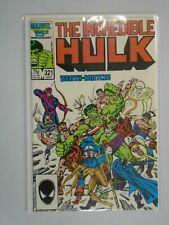 Incredible Hulk #321 Direct edition 6.0 FN (1986 1st Series)