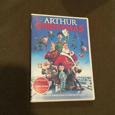Arthur Christmas DVD Christmas Movie Video