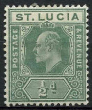 St Lucia (1814-1979) Postage Stamps