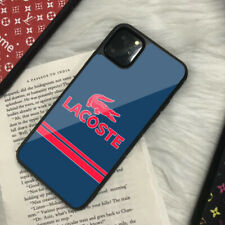 Phonecase Lacoste Para Iphone 6-11 Pro X XS Max & Samsung Galaxy Note & S 8-10+