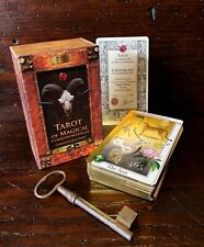 Tarot of Magical Correspondences Kabbalistic Cards Unique Occult Cards Deck