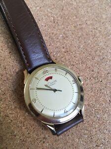 Vintage Jaeger LeCoultre 1954 Automatic Wristwatch.