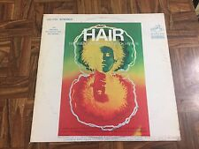 1968 HAIR The American Tribal Love-Rock Musical (RCA Victor, LSO-1150) Original