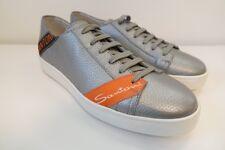 SANTONI Schuhe Herrenschuhe Freizeitschuhe Sneaker- GR. 8 (42) - NEU/ORIG.