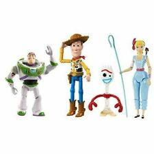 Figurines X4 Disney Pixar Toy Story 4