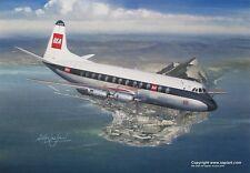 B.E.A. BEA VICKERS VISCOUNT BRITISH AIRWAYS