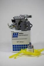 WT-818-1 Walbro Carburetor fits Oleo Mac 936 chainsaw COMBO GASKET, LINE, FILTER