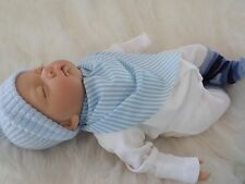 TYLER BOS Childs 1st Realistic Weighted Reborn Baby Doll Girl Birthday Xmas Gift