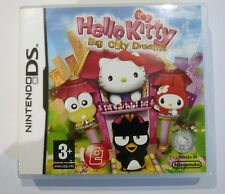 Hello Kitty: Big City Dreams (Nintendo DS),  Nintendo DS, Nintendo DS  VGC