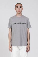 Gosha Rubchinskiy AW16 T-shirt DSM  VETEMENTS NOT SUPREME PALACE