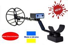 Selective metal detector, metal discrimination, search depth up to 2 m.
