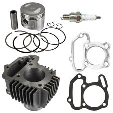 80cc Engine Piston Cylinder Top End Kit 1985-2008 Yamaha Badger Moto-4 Raptor 80