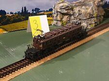 Locomotive electrique échelle n