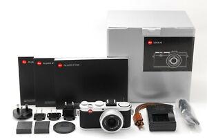 *TOP MINT IN BOX* LEICA X2 16.1MP DIGITAL CAMERA W/ ELMARIT 24mm F/2.8 LENS