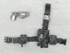 1/6 scale toy LAPD SWAT - Taser w/Drop Leg Holster