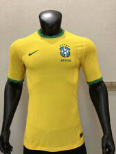 Brasil 20/21 Home Soccer/Football Jersey Nike New