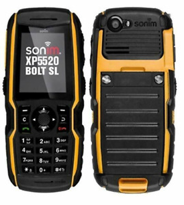 UNLOCKED SONIM XP5520 BOLT SL MILITARY RUGGED CELL PHONE ROGERS AT&T TELUS BELL+
