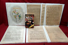 Pre-1900 Sheet Music plus Official Guide to Music Collectibles, 6th Edition