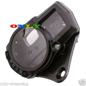 SpeedoMeter Tachometer Gauge Case Cover Shell For Suzuki GSXR600 GSX-R 750 06-10