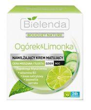Bielenda Cucumber & Lime Moisturizing Mattifying Cream 50ml