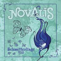 NOVALIS - SCHMETTERLINGE (LIMITED 15CD+DVD EDITION)  15 CD+DVD NEU