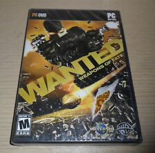 Wanted: Weapons of Fate (PC, 2009)