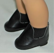 """For 18"""" American Girl Boy Doll Logan Boots Accessories Shoes Clothes"""