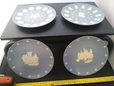 Wedgwood Independence Bicentennial Plates (Plates Only) Set of 4