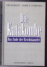 Buch:Die Katakombe-Das Ende der Reichskanzlei/2.Wk, Hitler,1945, Berlin, Bunker