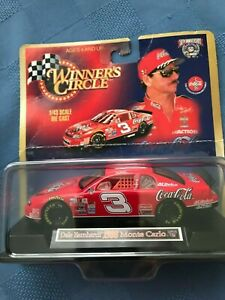 Dale Earnhardt 1998 Monte Carlo 1:43 RED Winners Circle NASCAR 50th Anniversary